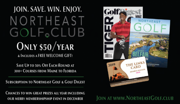 Membership to Northeast GOLF Club