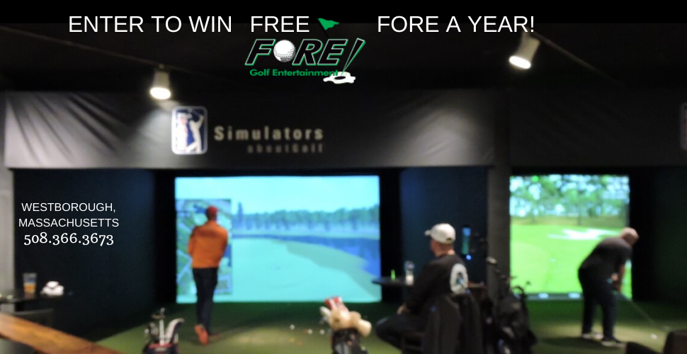 Free Fore Golf Fore a Year Sweepstakes