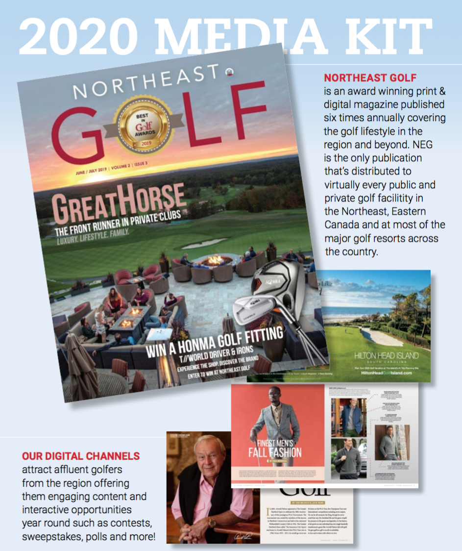 Northeast Golf Marketing - New England & Beyond