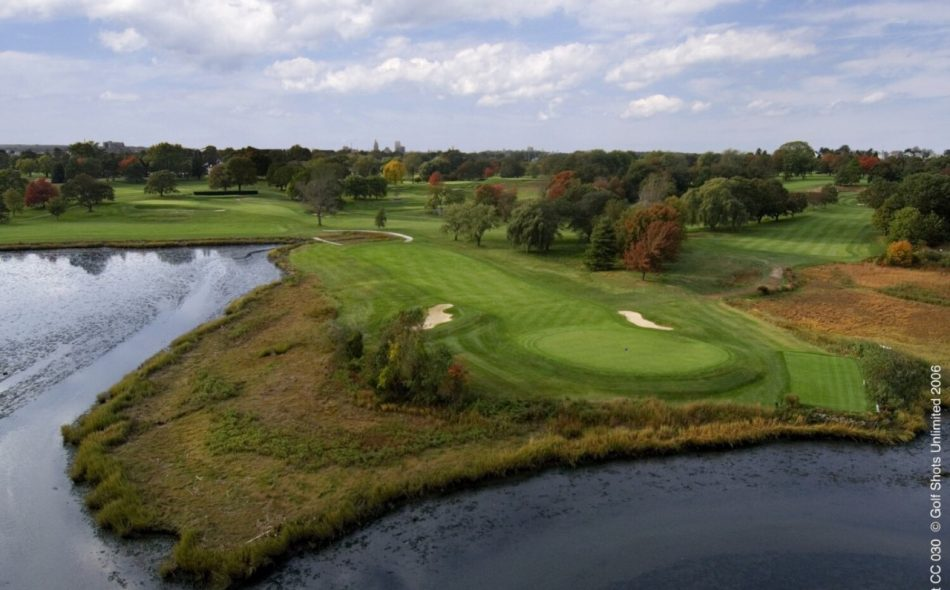Metacomet Country Club - Hole 2