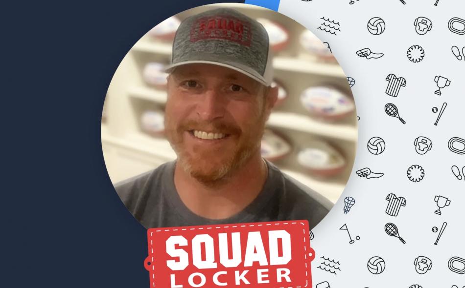 Dan Koppen SquadLocker