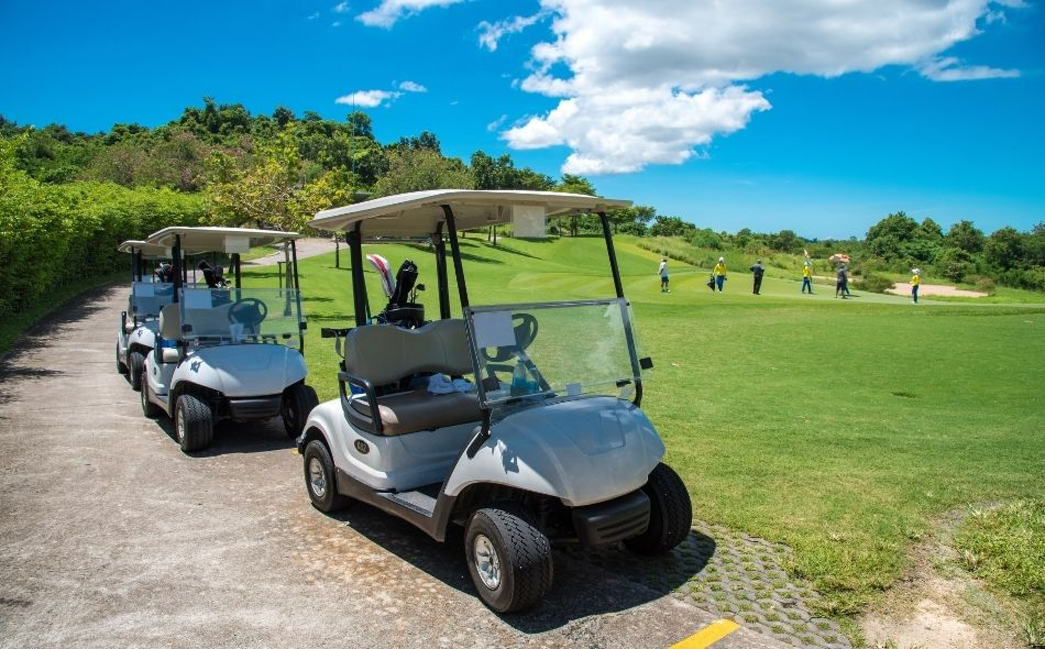 A Beginner's Guide on How To Wash Your Golf Cart